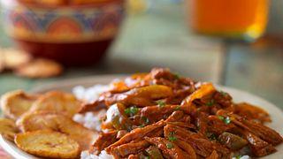 Cuban-Style Shredded Beef