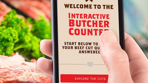 Interactive-Butcher-Counter
