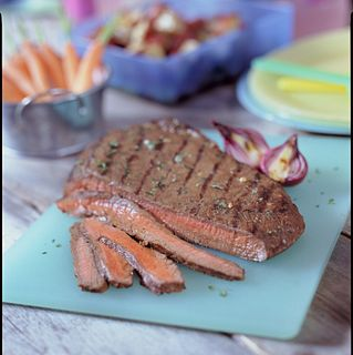 Three Way Marinated Flank Steak