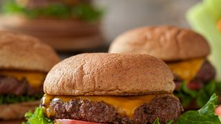 Lean Mean Cheeseburgers