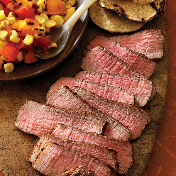 grilled-southwest-steaks-with-sunset-salad