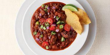 Beef Chili Carnivale