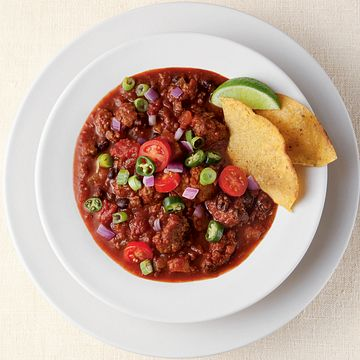 Beef Chili Carnivale