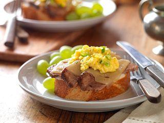 Steak Tartine