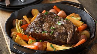 Hearty Beef Roast