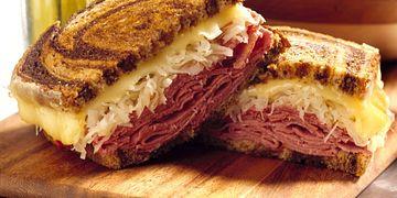 Classic Corned Beef Reuben