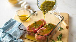 Lemon-Oregano Steak Marinade