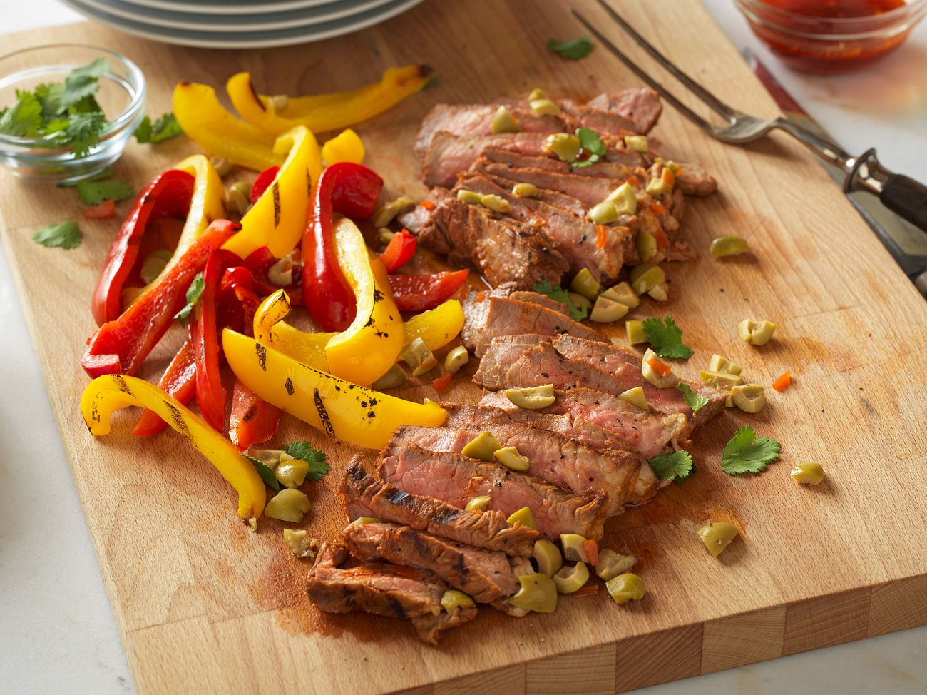 spanish-style-grilled-steak-with-olives-horizontal