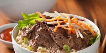 Beef Ramen
