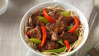 Sweet & Sour Beef Stir-Fry