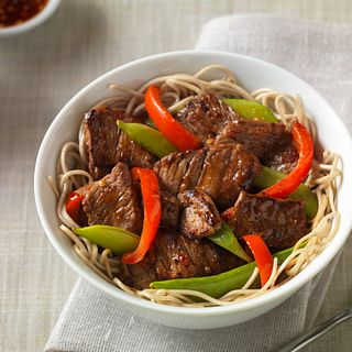 Sweet & Sour Beef Stir-Fry