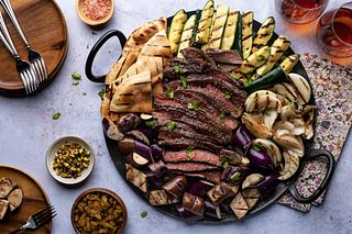 Moroccan-Spiced Grilled Steak