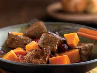 Autumn Beef and Cider Stew