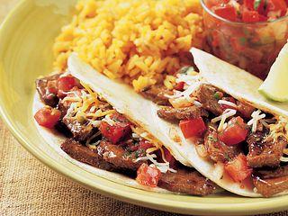 Steak Street Tacos with Spicy Pico de Gallo