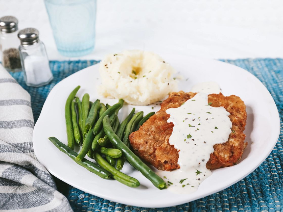 Classic Country Fried Steaks Gravy