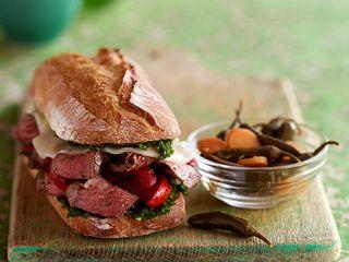 Churrasco Steak Sandwich
