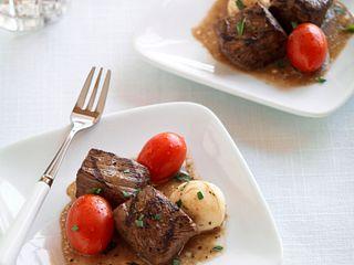 Caprese Steak Starter