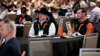 2020 Convention-Day 1-Cattlemen's College Photography
