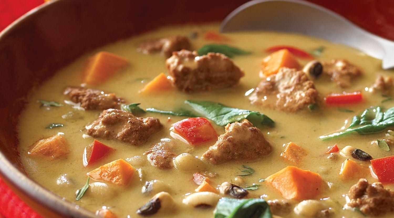 Calypso Beef Soup