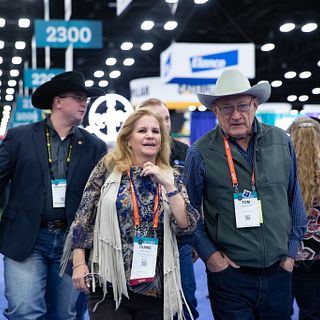 2020 Convention Photography - Trade Show Fri Reception