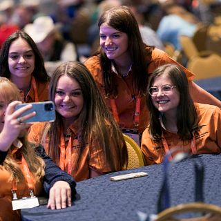 2021 Pre-Convention Cattlemen's College Opening Session and Reception Photography