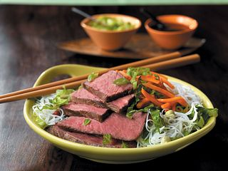 Southeast Asian Steak Salad