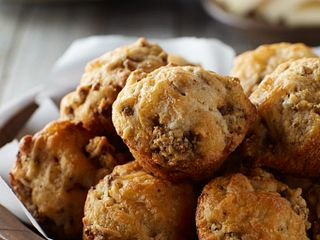 Easy Mexican Beef Cornbread Muffins