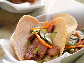 Asian Steak Street Tacos