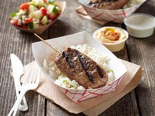 Mediterranean Beef Kofta