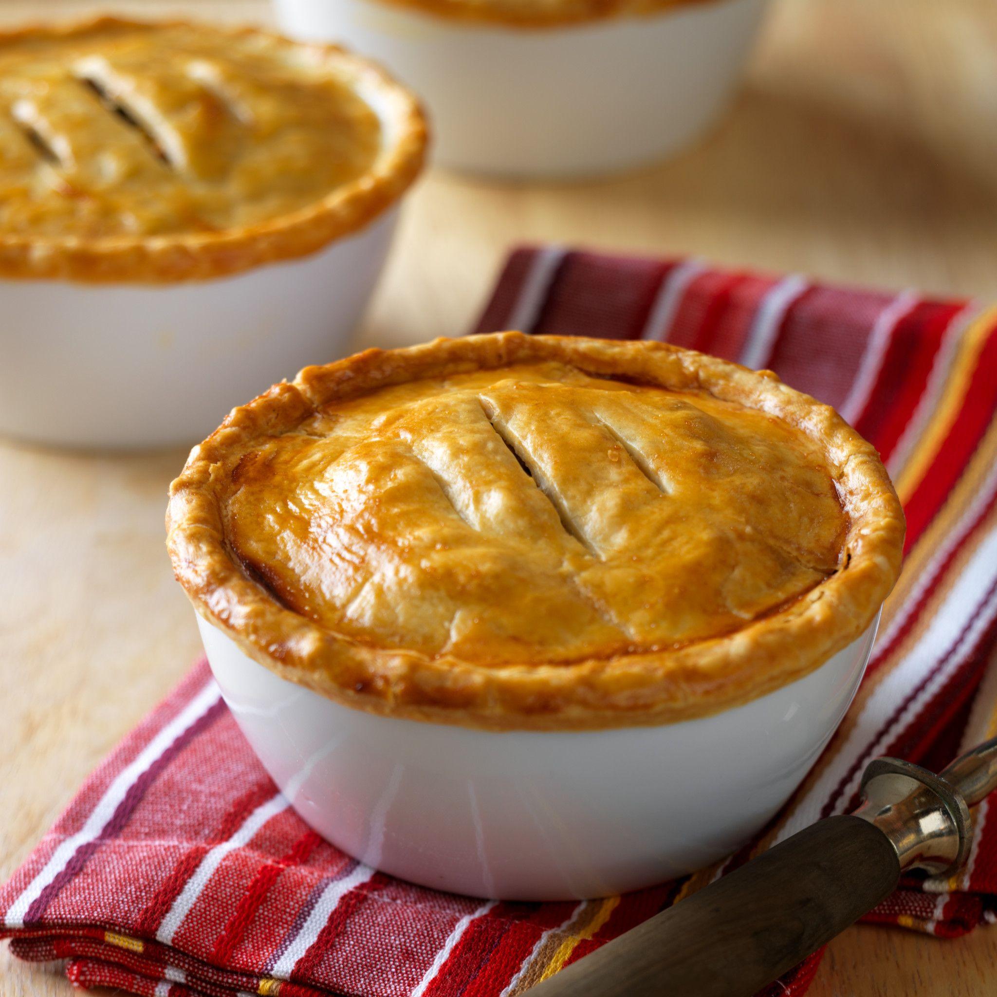 Beefy Pasty Pie