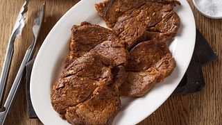 Quick & Spicy Chuck Steaks