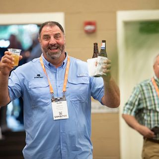 2021 Convention NCBA Trade Show Welcome Reception Photography