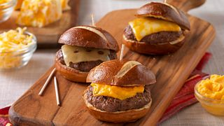 Cheesehead Sliders