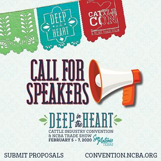 Call For Speakers 2020