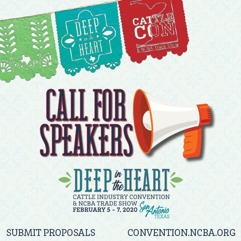 Call for Speakers/Topics