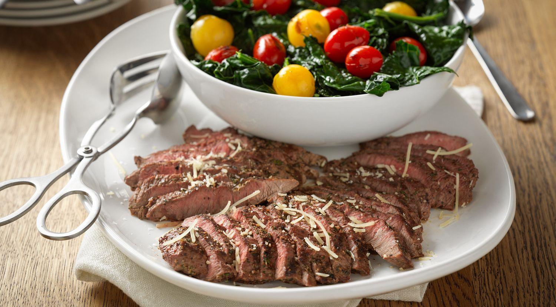 Beef Steak Al Forno