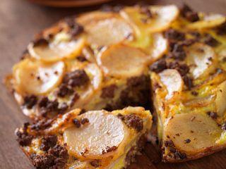 Beef and Potato Spanish Tortilla