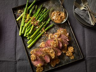 Classic Beef Chateaubriand