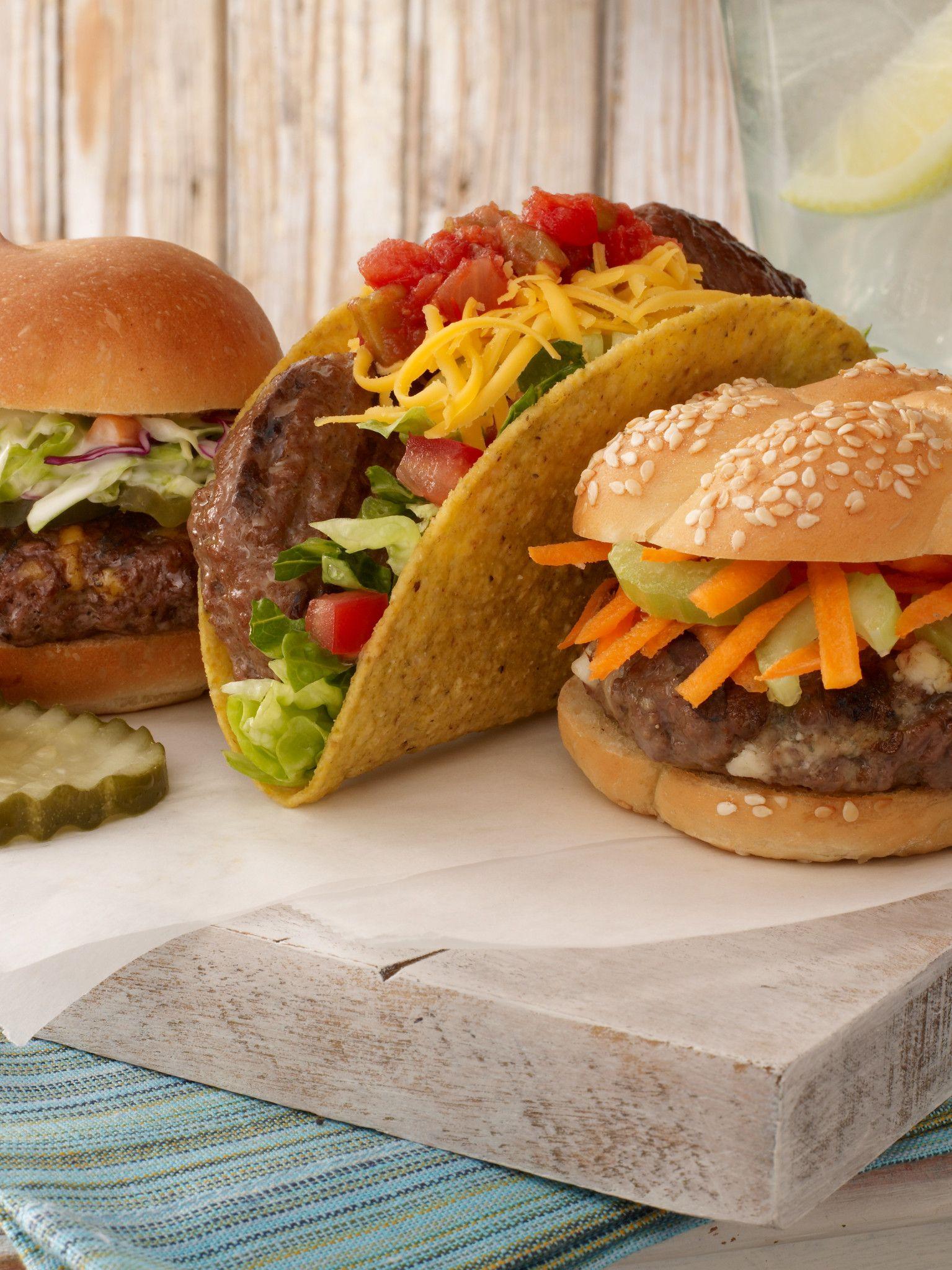 Mini Burger Buffet