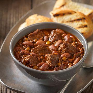 Italian Beef and Bean Stew