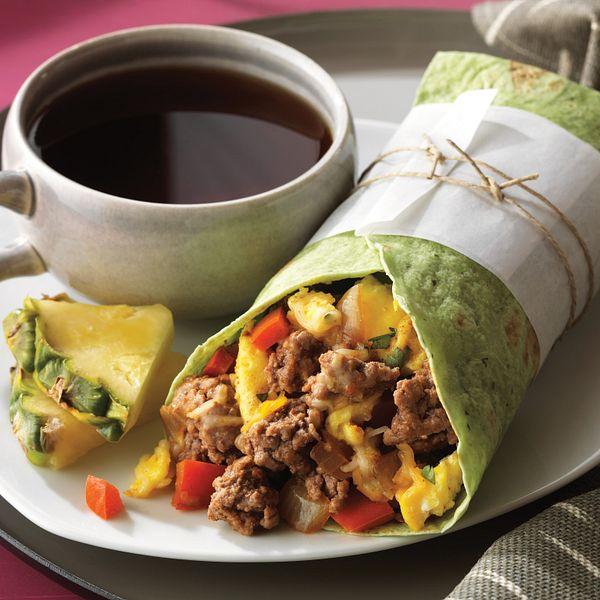 beef-breakfast-burrito