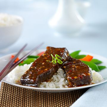Asian Sweet & Spicy Ribs