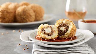 Sicilian Beef Arancini