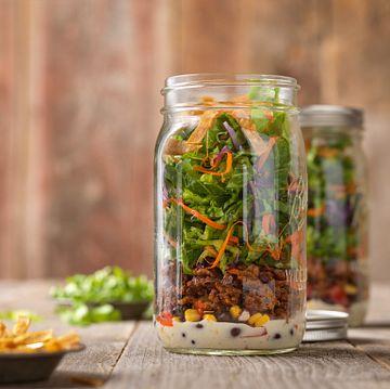 Salad Shakers