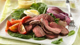 Garlic & Herb Steak Salad