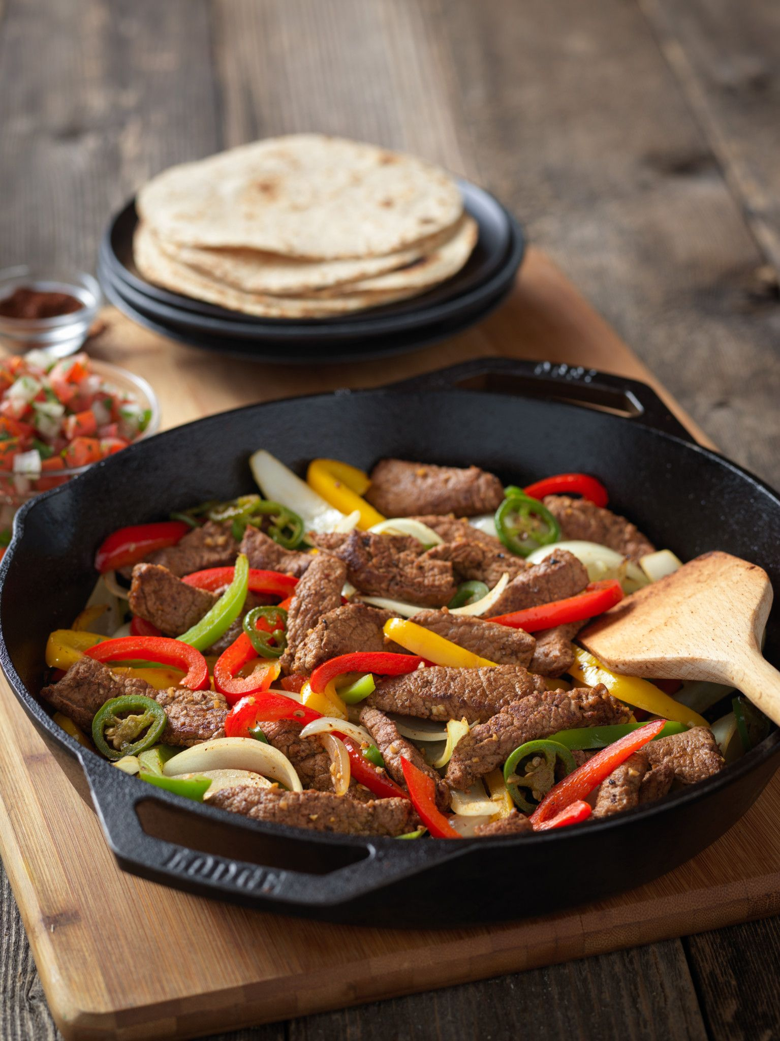 Samba Steak Stir-Fry