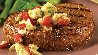 Mediterranean Eye Round Steaks