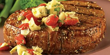 Mediterranean Eye Round Steaks