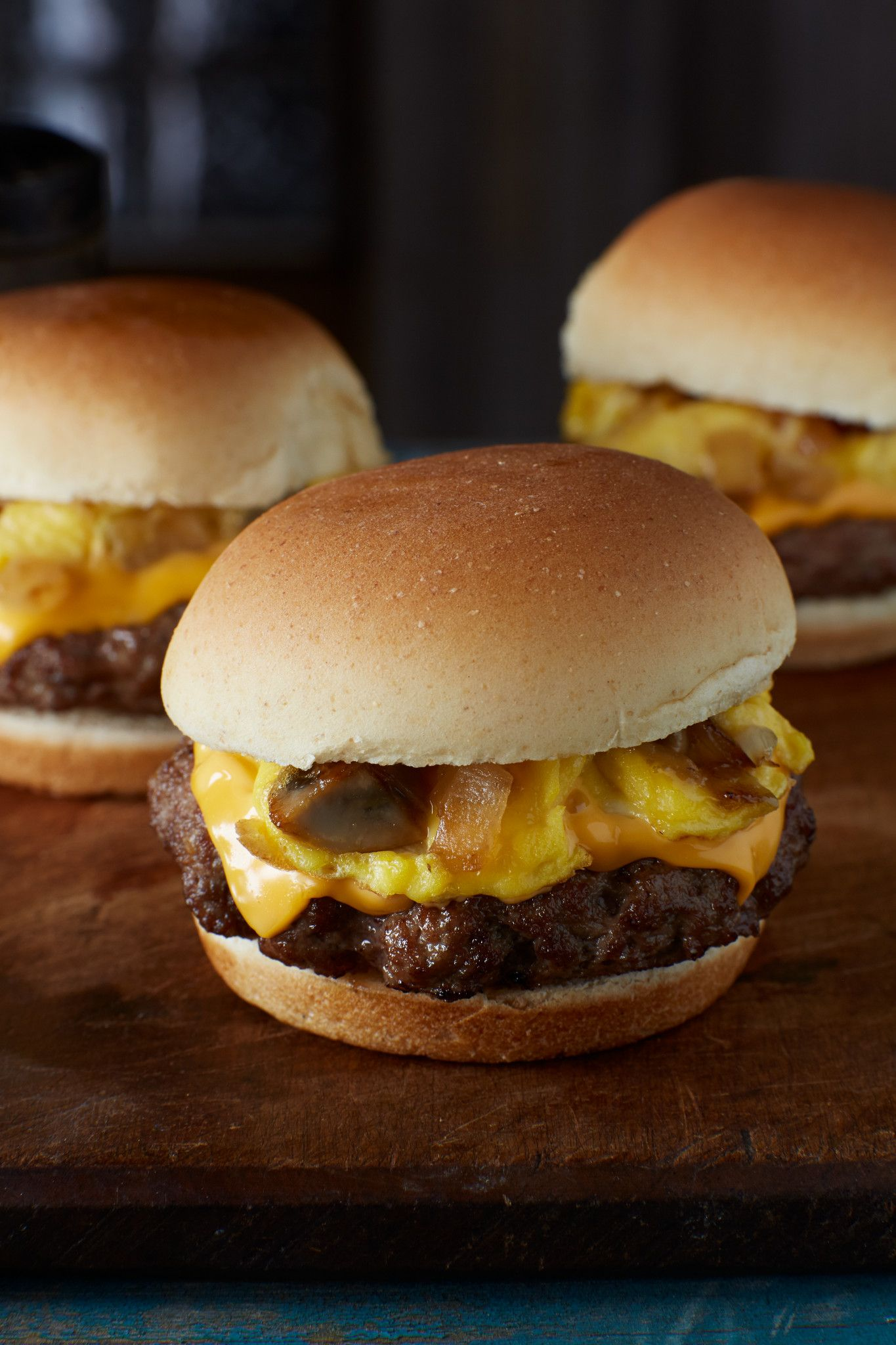 Sunrise Beef Sliders