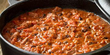 Smoky Chipotle Chili